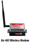 RS-485 Wireless Communication